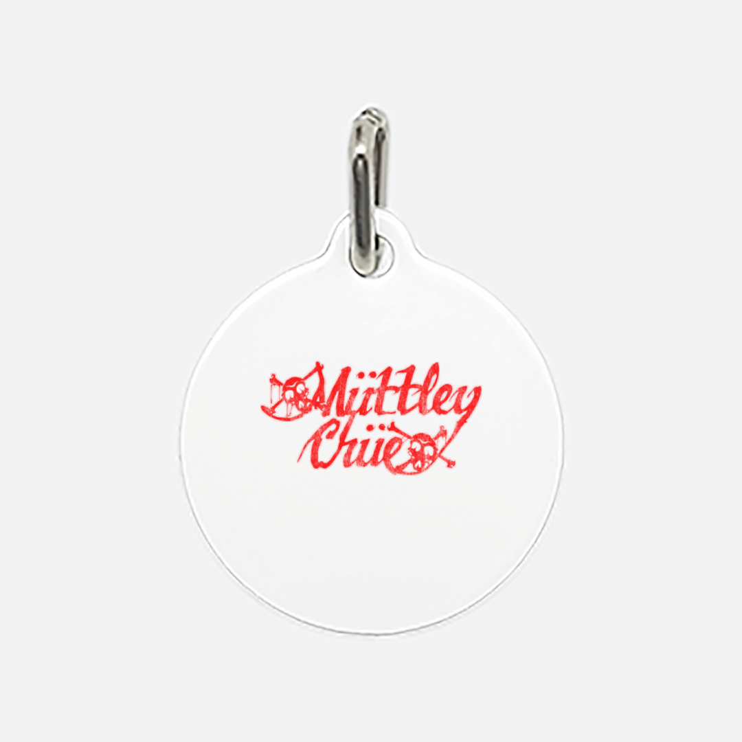 Muttley Chue Pet Tag