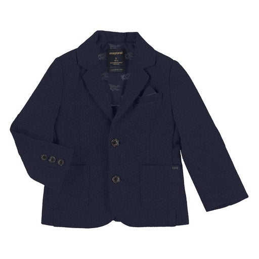 Mayoral Toddler Navy Tailoring Jacket