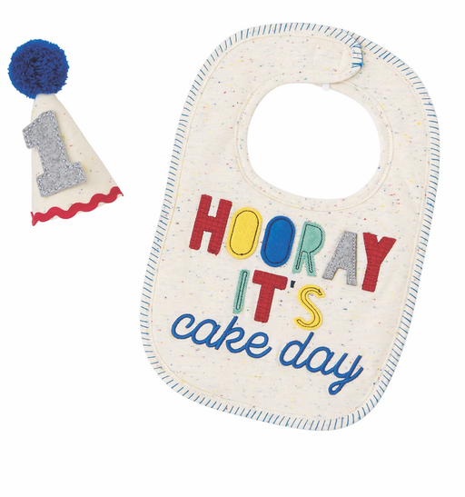 MudPie Boys Cake Smashing Set