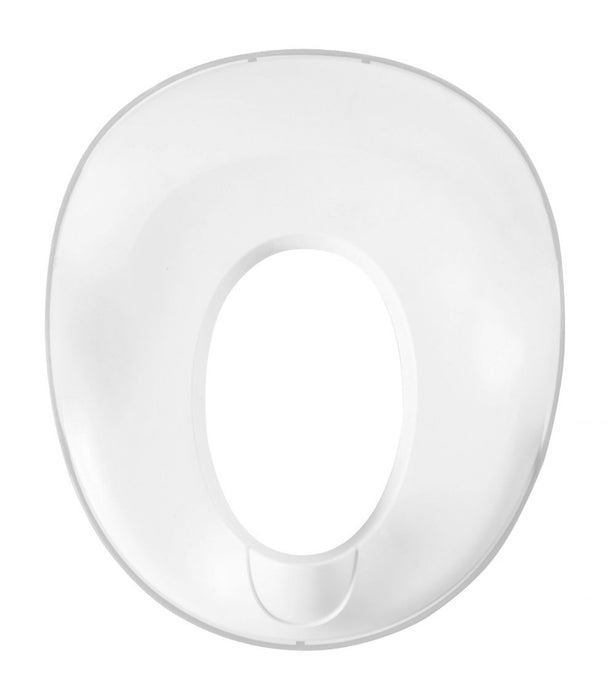 Ubbi Toilet Trainer - White/Grey
