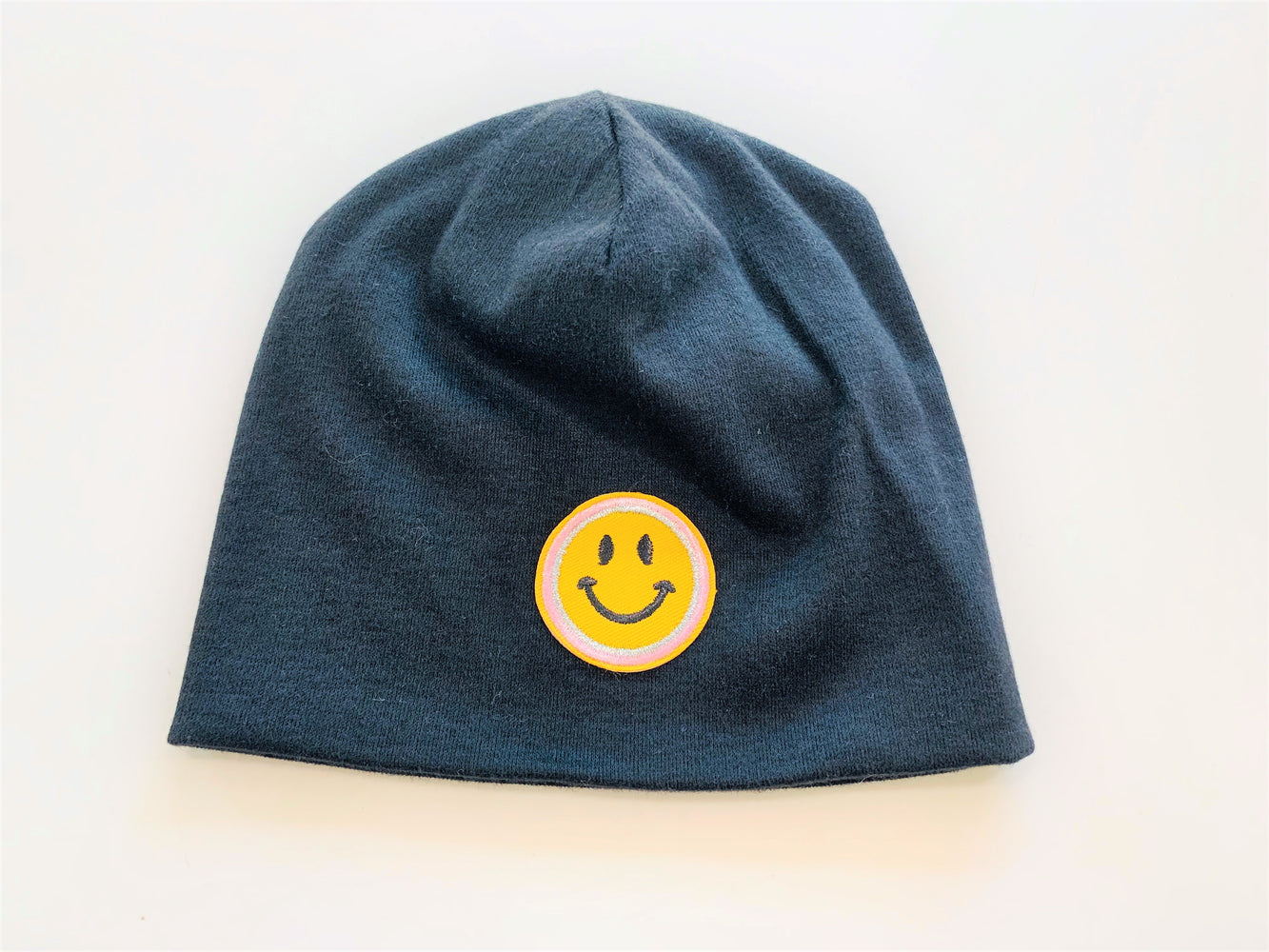 Solid Slouchy Kids Beanie