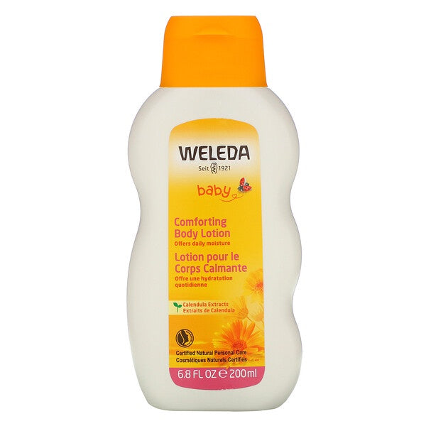 Weleda Comforting Baby Body Lotion