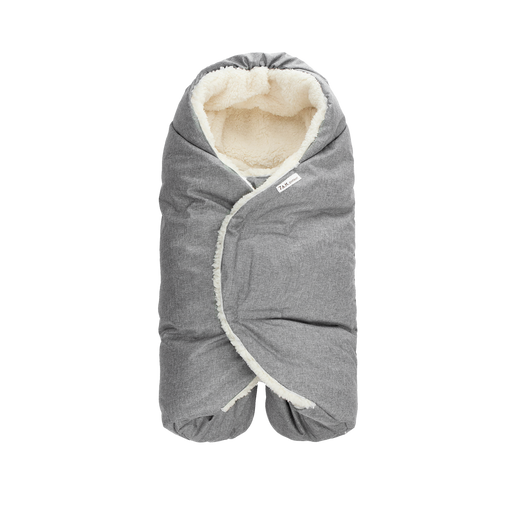 7AM Enfant Nido Heather Grey Small (0-6M)