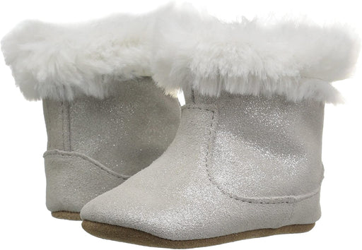 Robeez Thea Twinkle Bootie - Grey