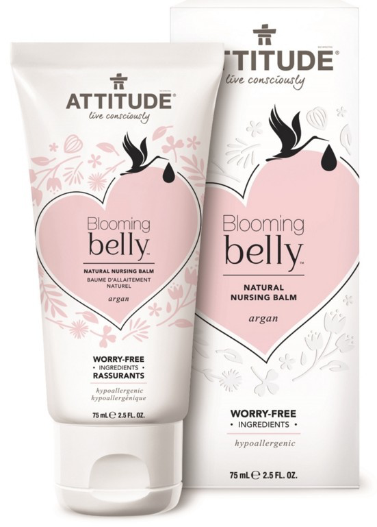 Blooming Belly Nursing Balm