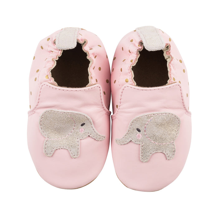 Robeez Soft Sole - Ella Elephant