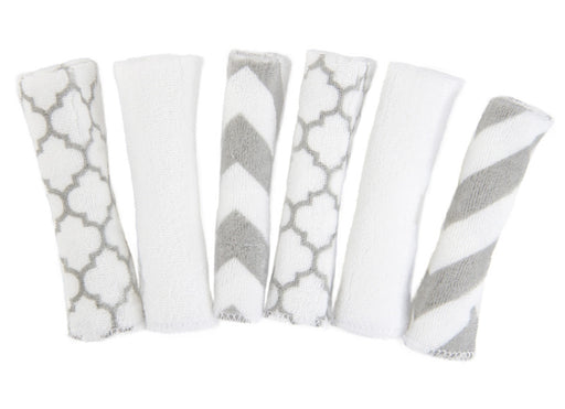 Kushies 6-Pack Washcloths