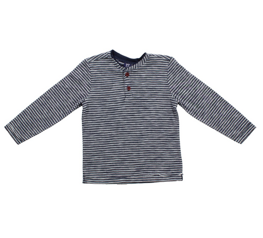 Bear Camp Boys Navy Long Sleeve