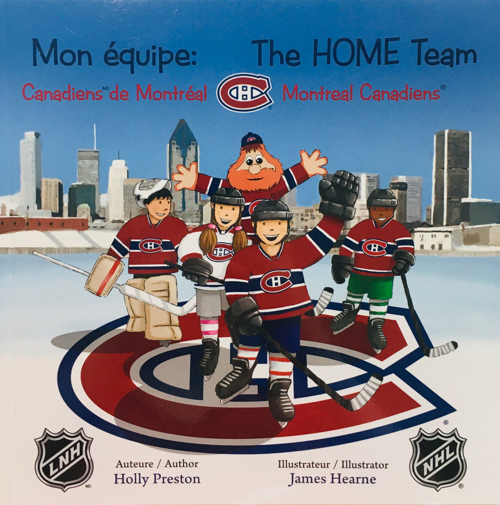 The HOME Team - Montreal Canadians