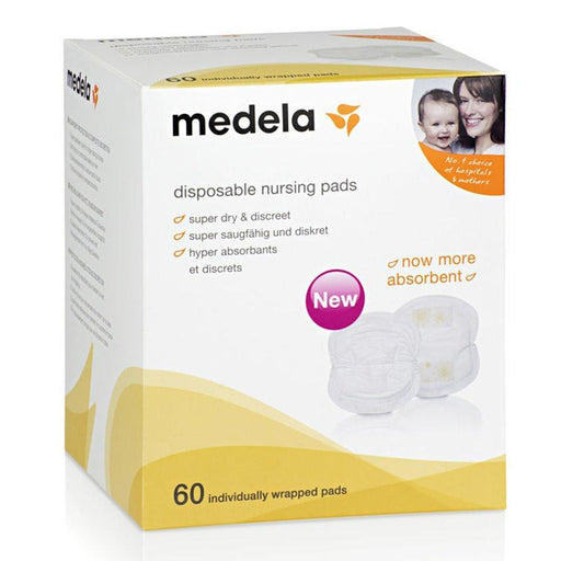 Medela Disposable Nursing Bra Pads 60PK