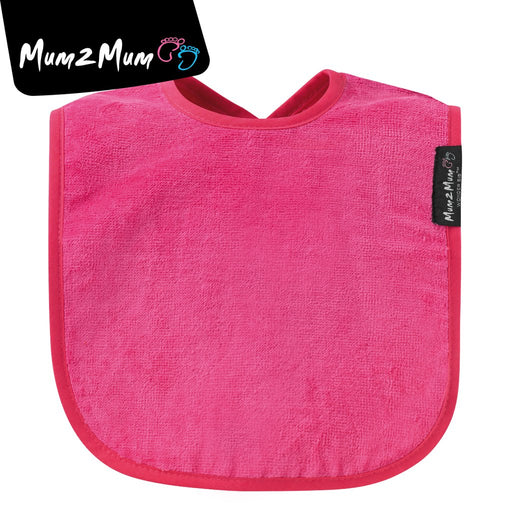 Wonder Bib Hot Pink