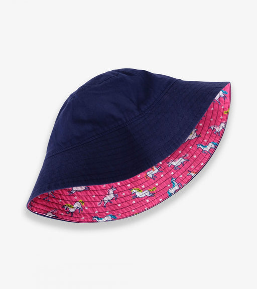 Prancing Unicorns Reversible Sun Hat