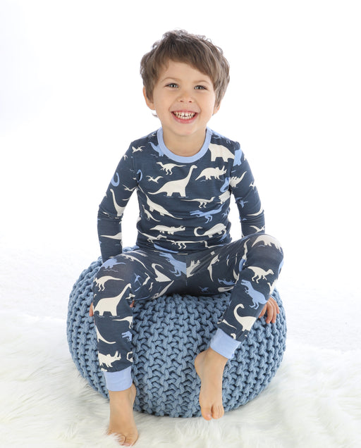 Silkberry Bamboo Long-Sleeve PJ Set