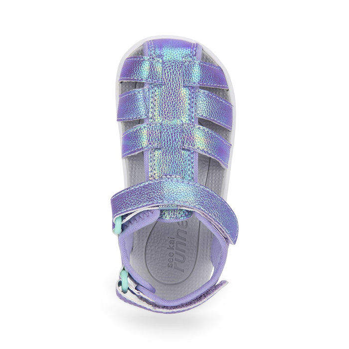 See Kai Run INF Paley II Purple Shimmer