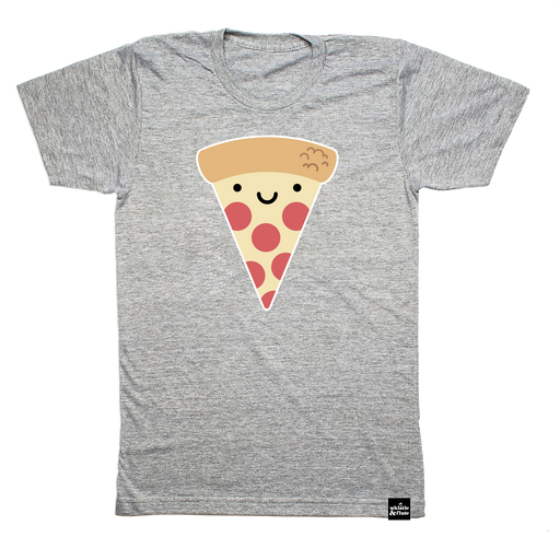 Whistle and Flute Pizza Tee Adult Unisex