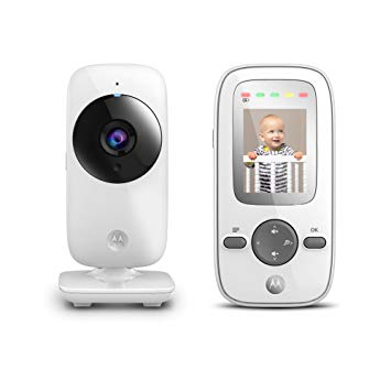 "Motorola 2"" Baby Video Monitor"