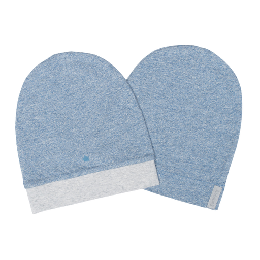 Juddlies Raglan Hat Denim Blue