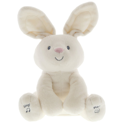 Gund Animated Flora the Bunny