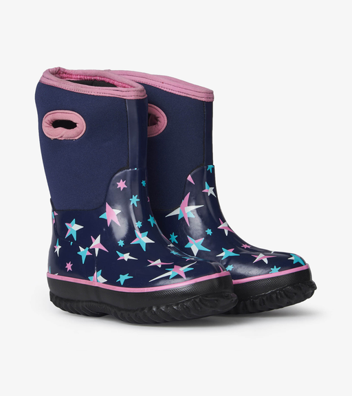 Hatley Toddler Twinkle Stars All Weather Boots