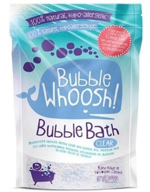 Loot Toys Bubble Whoosh Eczema Safe- Clear