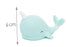 Mini led night light Blue Narwhal