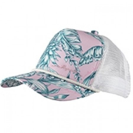 Millymook Pink Girls Trucker Cap - Skyler