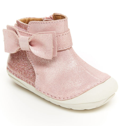 Stride Rite Soft Motion Pink Genevieve Boot