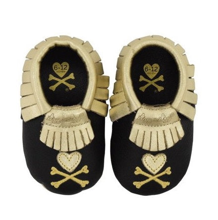 Itzy Ritzy Baby Moccasins