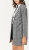 Check Please Plaid Blazer