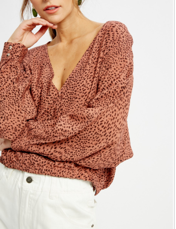 Ginger & Spots Blouse