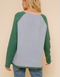 Joey Color Block Sweater