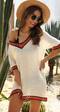 Life's a Beach Boho Cover Up Dress