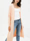 Say It Ain't So Duster Cardigan Sweater - 2 Colors