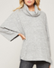 Always On My Mind Cowl Neck Sweater