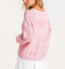 Step into Spring Sweater - Pink