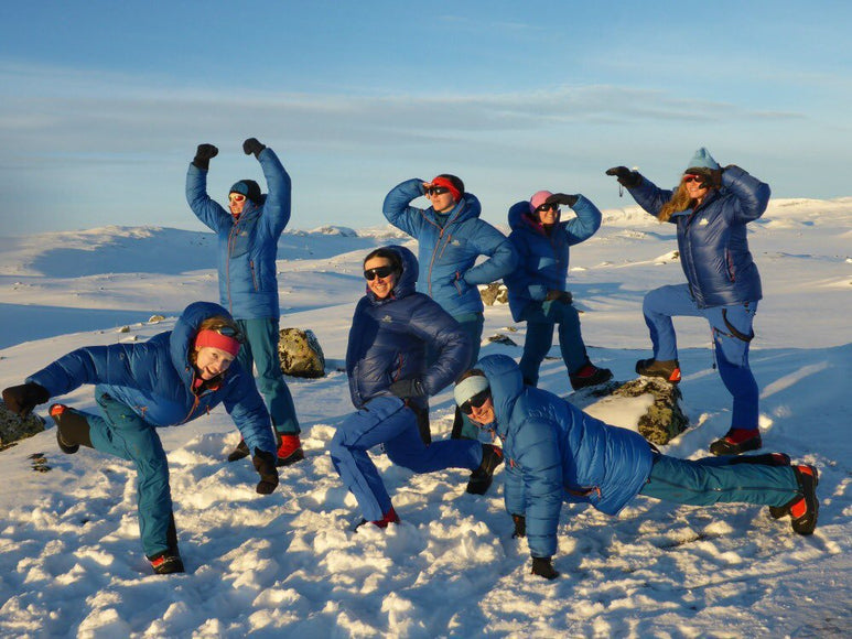 Meet The Ice Maidens | The British Army Women Heading On a Record-Breaking Antarctic Expedition