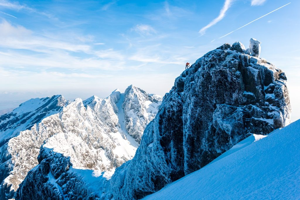 new cuillin ridge winter traverse record
