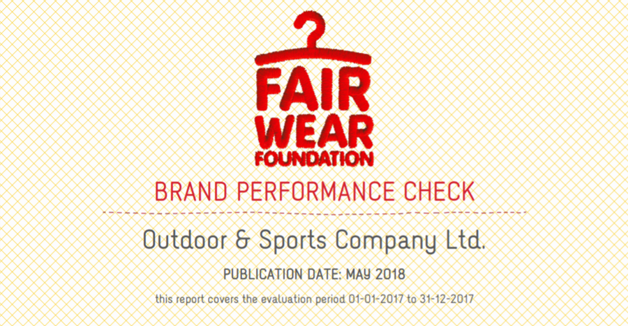 Mountain Equipment Retains Fair Wear Foundation 'Leader Status'