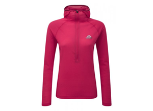 Mountain Equipment Solar Eclipse Hooded Women's Zip-T