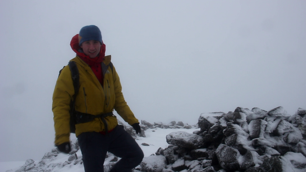 2019-12-22 - Ben More Mull - first summit