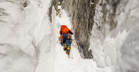 Fun or Fear, Mt. Jezebel, Alaska, Film |  Uisdean Hawthorn & Tom Livingstone
