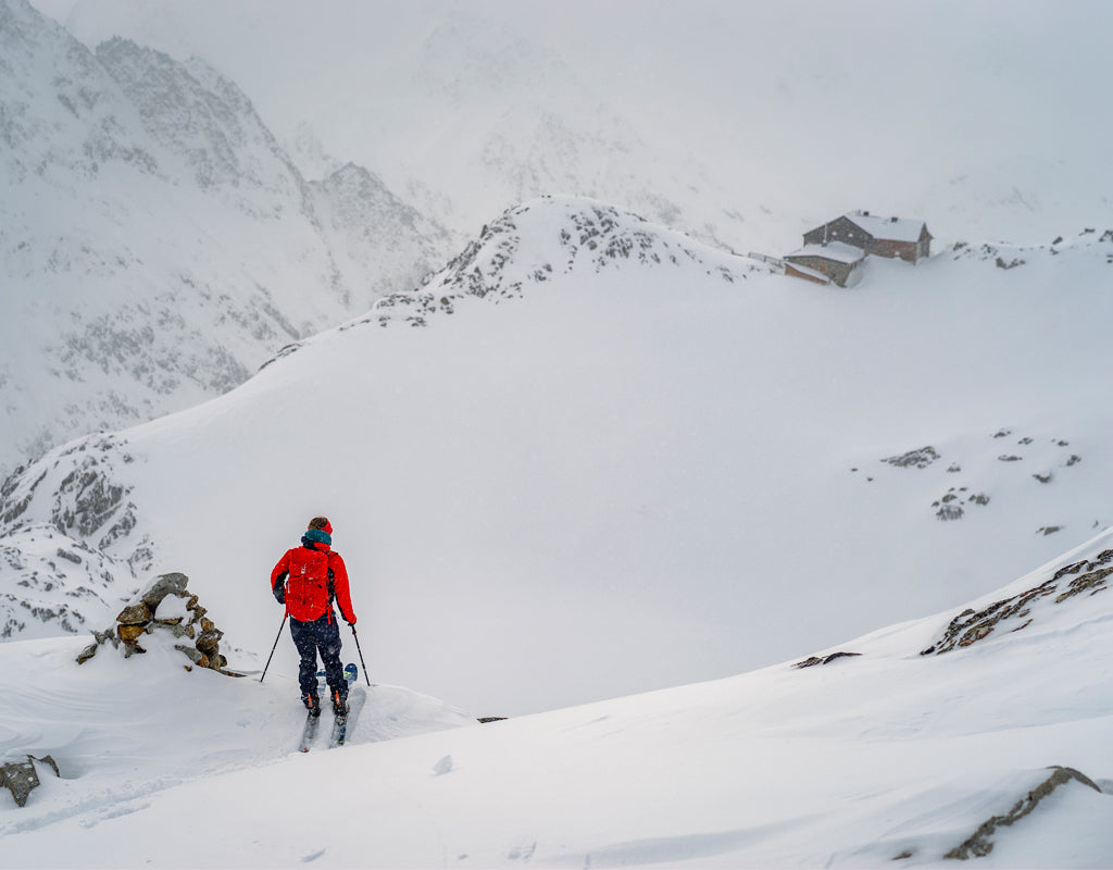 Ski Touring Winter Room Packing List