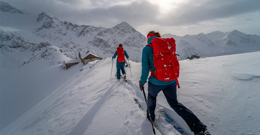 Winter Room Packing List | Hut to Hut Ski Touring Essentials
