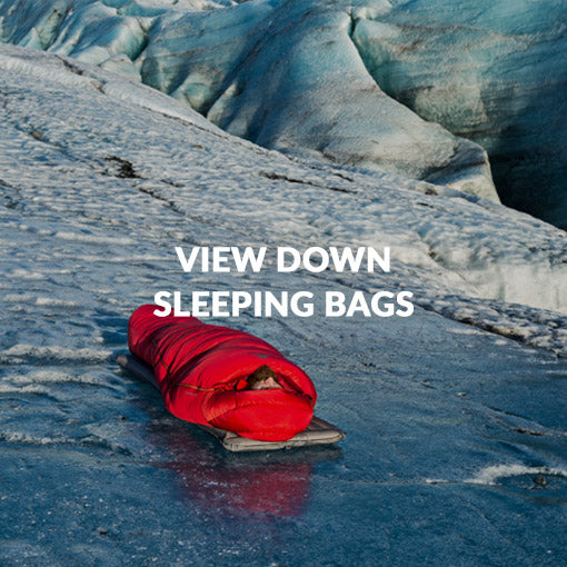 Mountain Equipment Down Sleeping Bags
