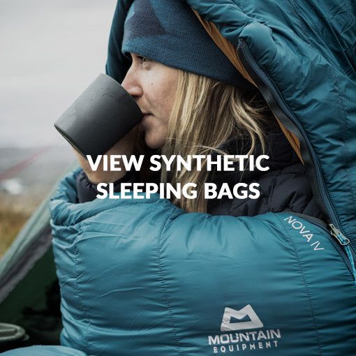 Mountain Equipment Synthetic Sleeping Bags