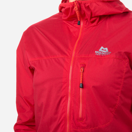 Aerofoil Full Zip Women's Jacket