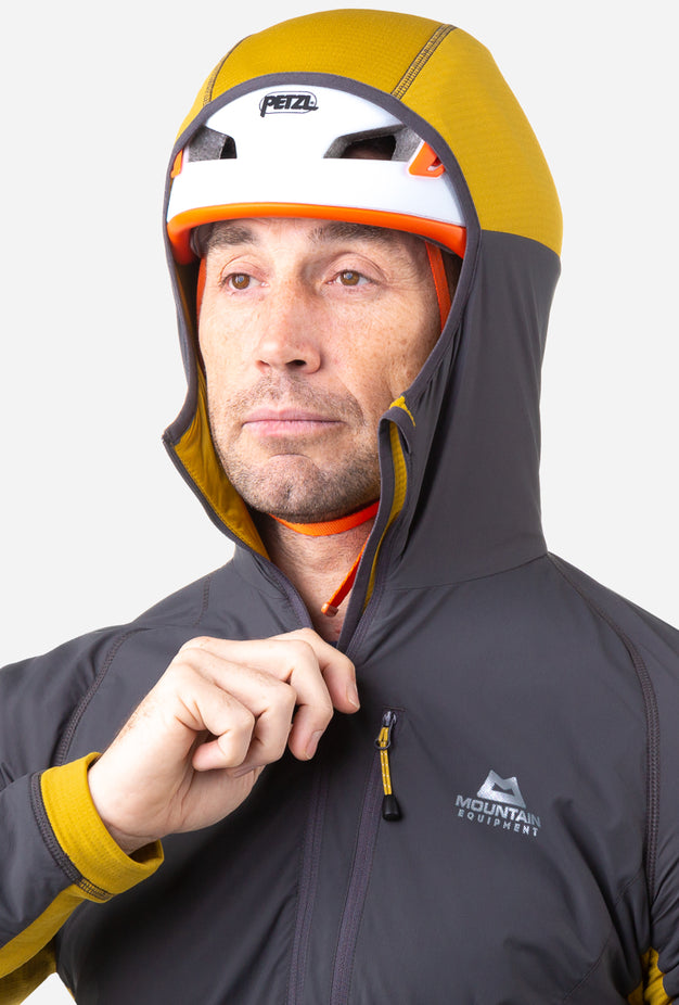 Switch Pro Hooded Jacket