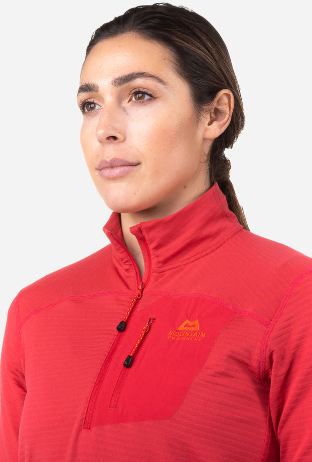 Lumiko Women's Zip T