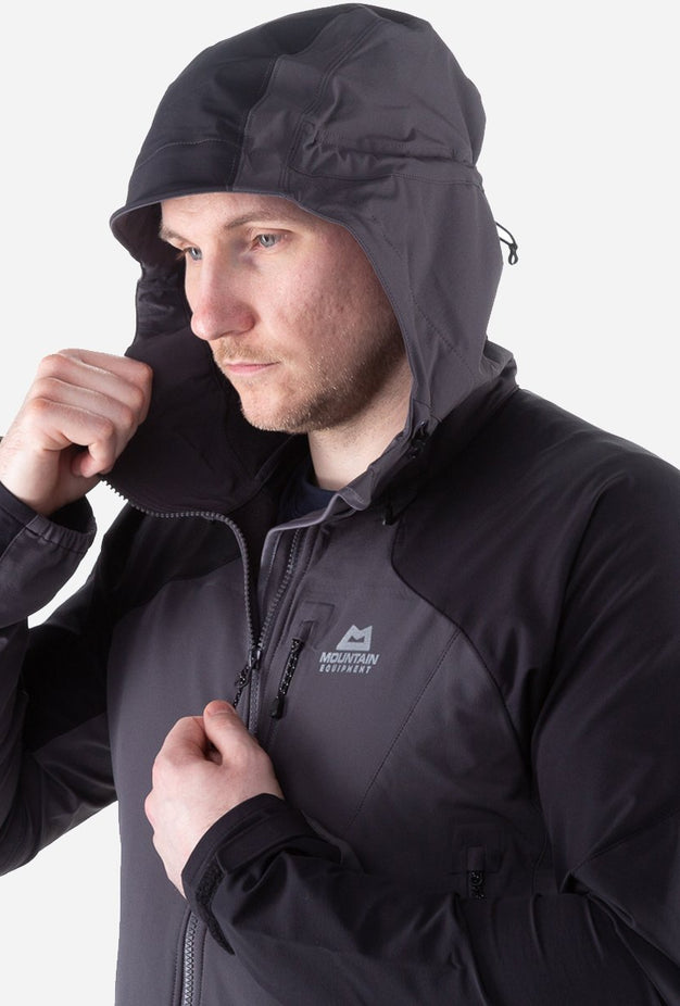 Frontier Hooded Jacket