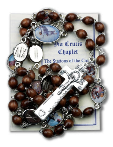 Stations Of The Cross Chaplet Rosary